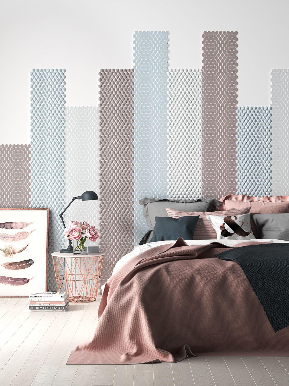 Mosaicos para la habitación