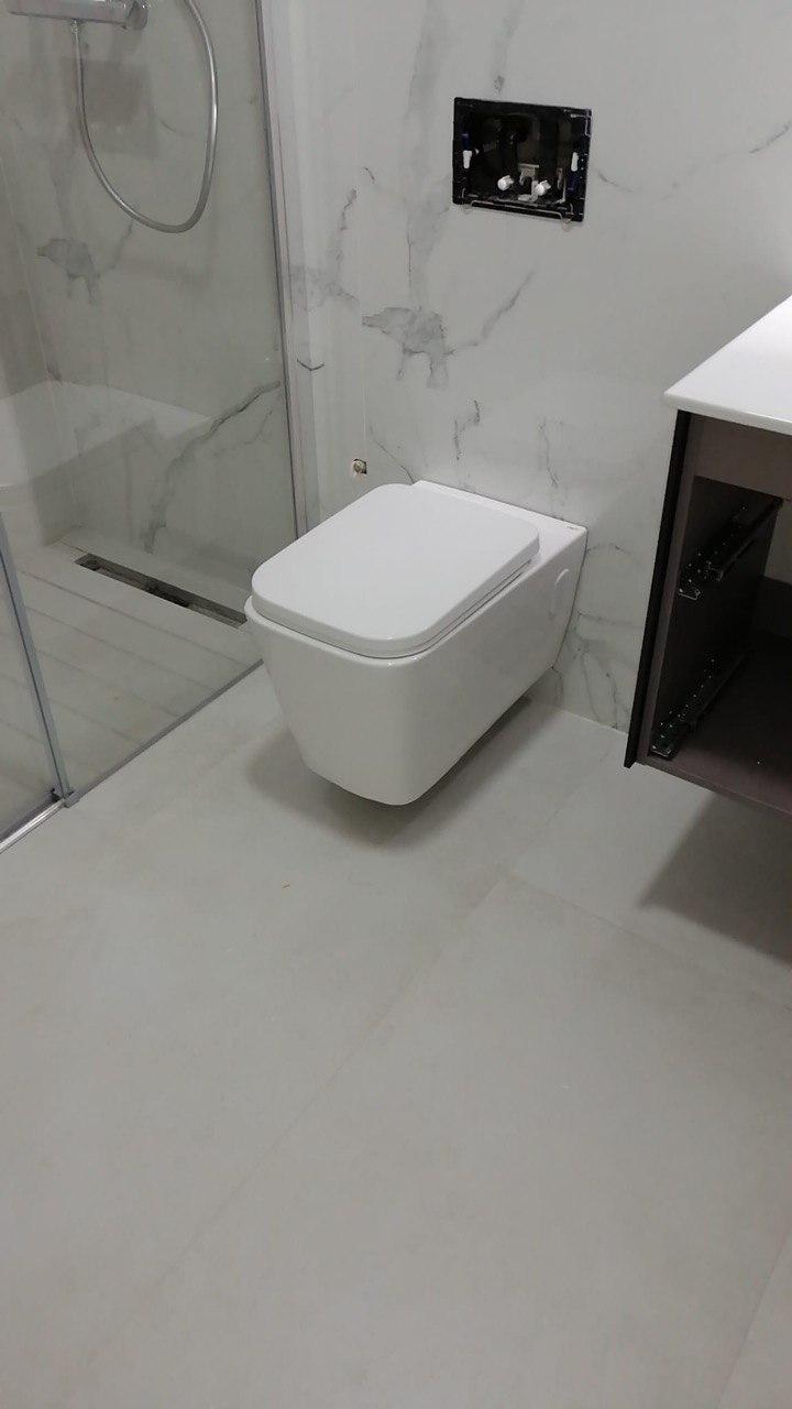 Reforma baño pequeño