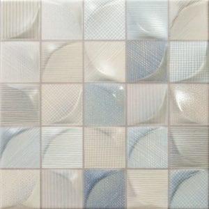Tilefly.com Revestimiento Ceramica 3d tissu light 25x25